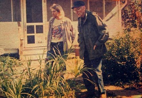 Kurt Cobain, William Burroughs e l'eroina - Alessandro Vimercati psicologo