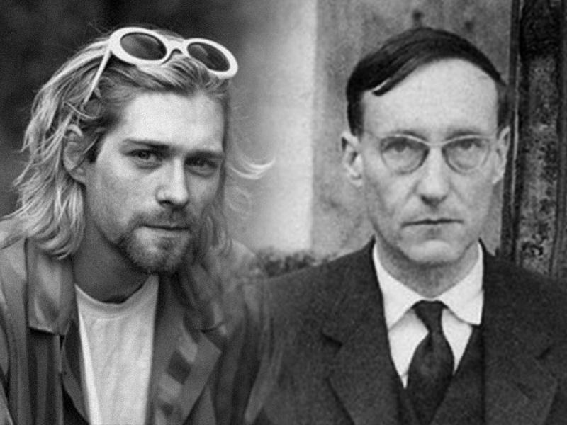 Kurt Cobain, William Burroughs, eroina - Alessandro Vimercati Psicologo